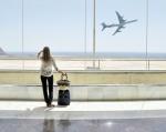 aereo partenza