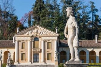 Villa di Maser (Barbaro) / Architetto Palladio / Palladio Architect